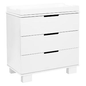 Babyletto Modo 3-Drawer Changer Dresser - White