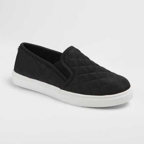 Womens Reese Nylon Slip On Sneakers - Mossimo Supply Co.™