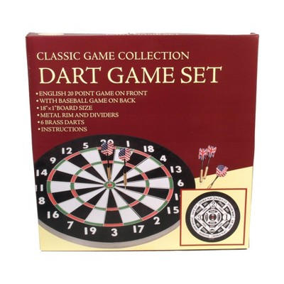 Classic Game Collection - Dart Game Set