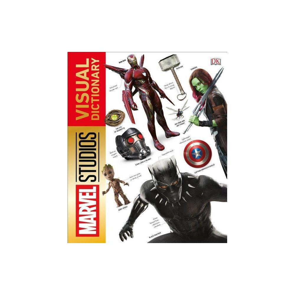 Marvel Studios Visual Dictionary By Adam Bray Hardcover