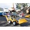 DRIVEN – Toy Digger Truck – Backhoe Loader – Midrange Series - image 4 of 4