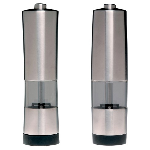 Berghoff Geminis 2pc Electronic Salt and Pepper Mill Set - image 1 of 2