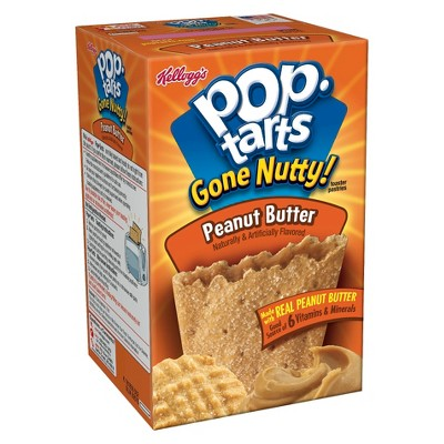 Breakfast Pastries: Pop-Tarts Gone Nutty