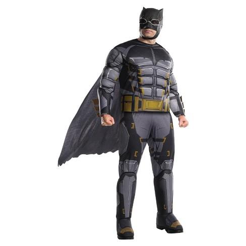 Mens Adult Batman The Dark Knight Rises Deluxe Batman Gauntlets Costume Gloves