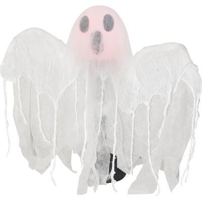 Pop Up Pumpkin Ghost Halloween Decor