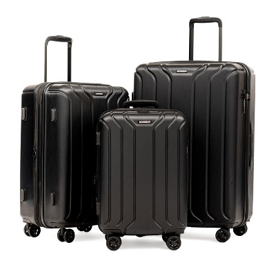 "NONSTOP NEW YORK Collection 3 Piece Set (20""/24""/28"") 4-Wheel Luggage Sets"