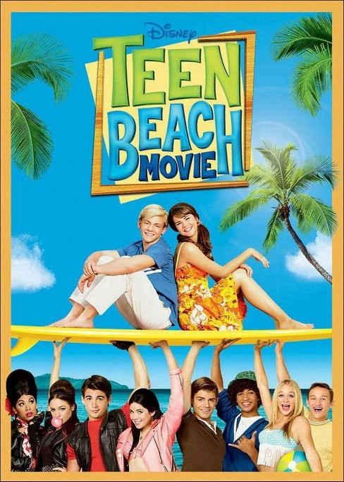 Teen Beach Movie (dvd_video) - image 1 of 1