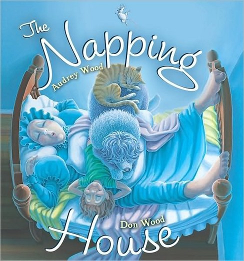 The Napping House by Audrey Wood and Don Wood (Board Book) by Audrey Wood - image 1 of 1