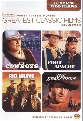 TCM Greatest Classic Films Collection: John Wayne Westerns (DVD)
