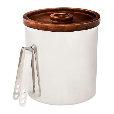 Ice Bucket Stainless Steel - Threshold™
