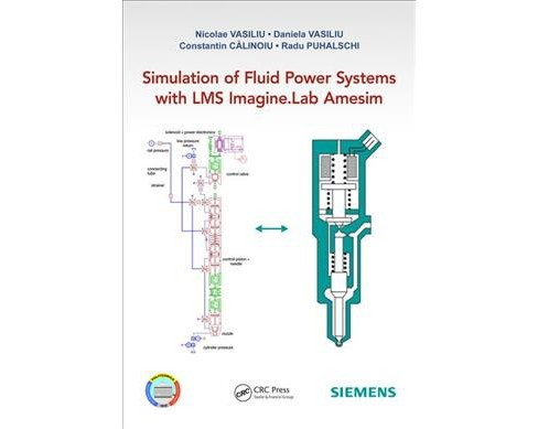Simulation of Fluid Power Systems With Simcenter Amesim -  (Hardcover) - image 1 of 1