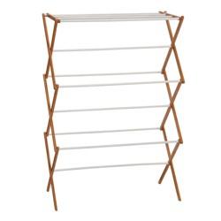 Household Essentials Bamboo Dryer Rack