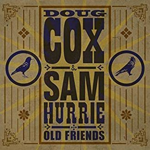 Doug Cox - Old Friends (CD) - image 1 of 1