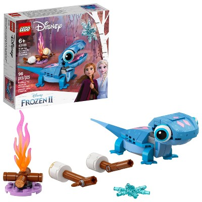 LEGO Disney Bruni the Salamander Buildable Character 43186