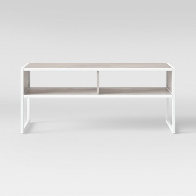 Paulo Coffee Table Weathered White - Project 62™