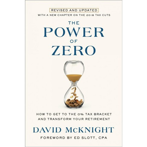 Power Of Zero How To Get To The 0 Tax Bracket And Transform Your