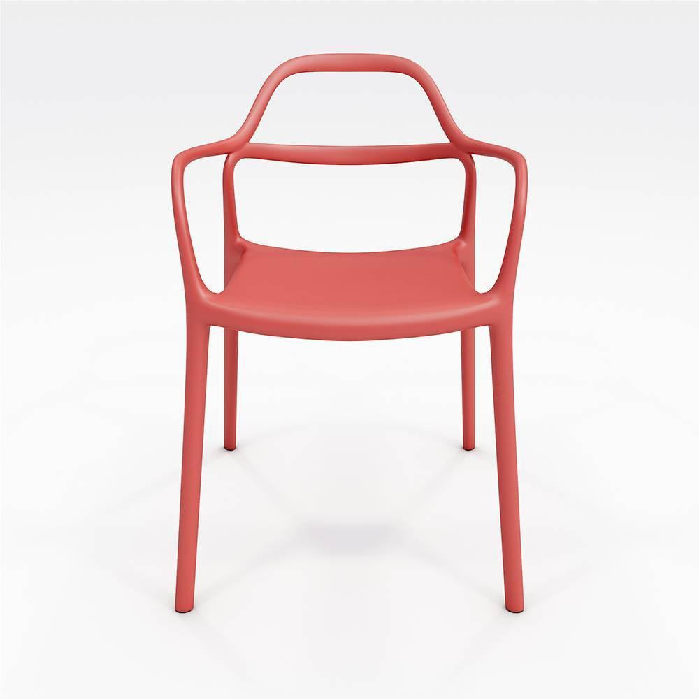 Dali Indoor/Outdoor Chair Poppy - Olio Designs Buy