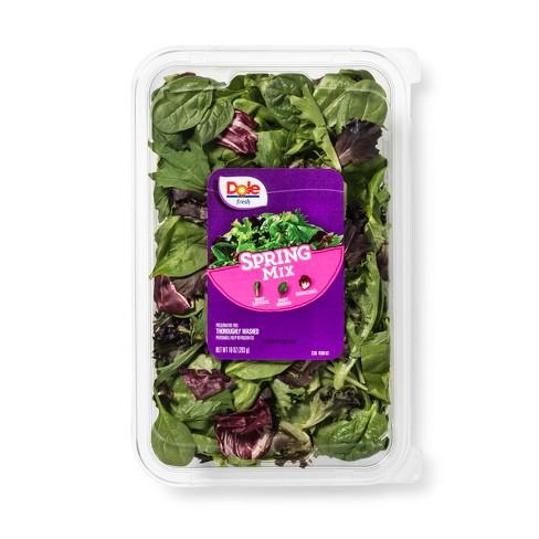 Dole Spring Mix Salad - 10oz - image 1 of 3