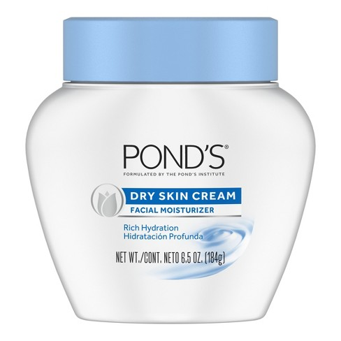 Unscented Pond's Dry Skin Cream - 6.5oz - image 1 of 3