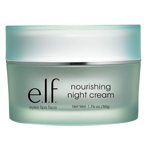 e.l.f. Nourishing Night Cream - 1.76oz - image 1 of 2