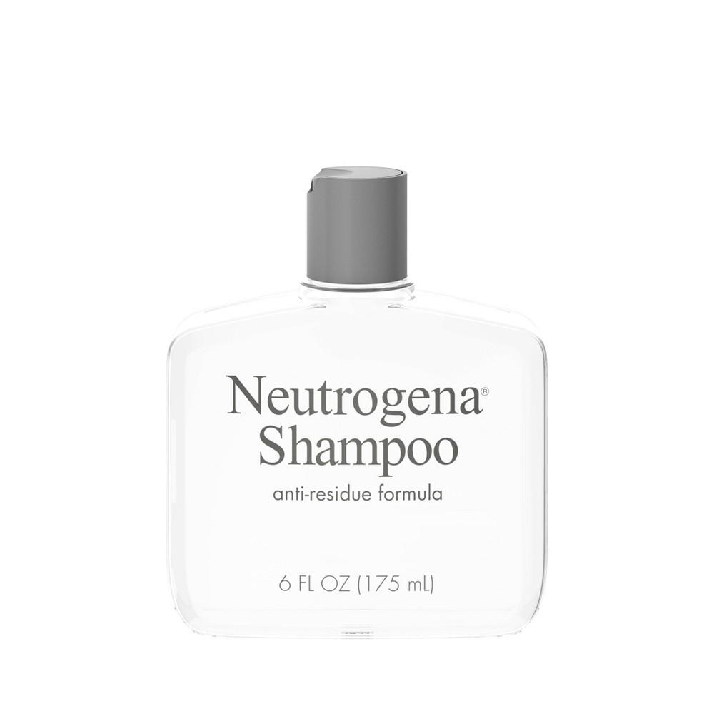 Image of Neutrogena Anti-Residue Gentle Clarifying Shampoo - 6 fl oz