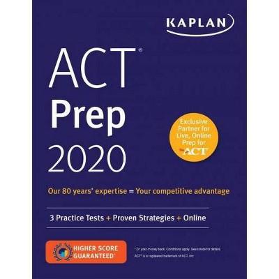 Kaplan Act Book
