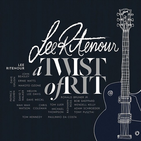 Lee ritenour - Twist of rit (CD) - image 1 of 1