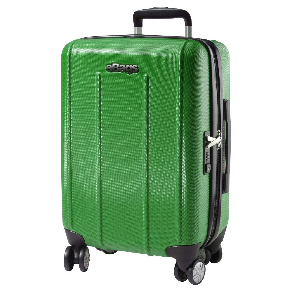 eBags Exo 2.0 14 Hardside Spinner Carry On Suitcase- Green