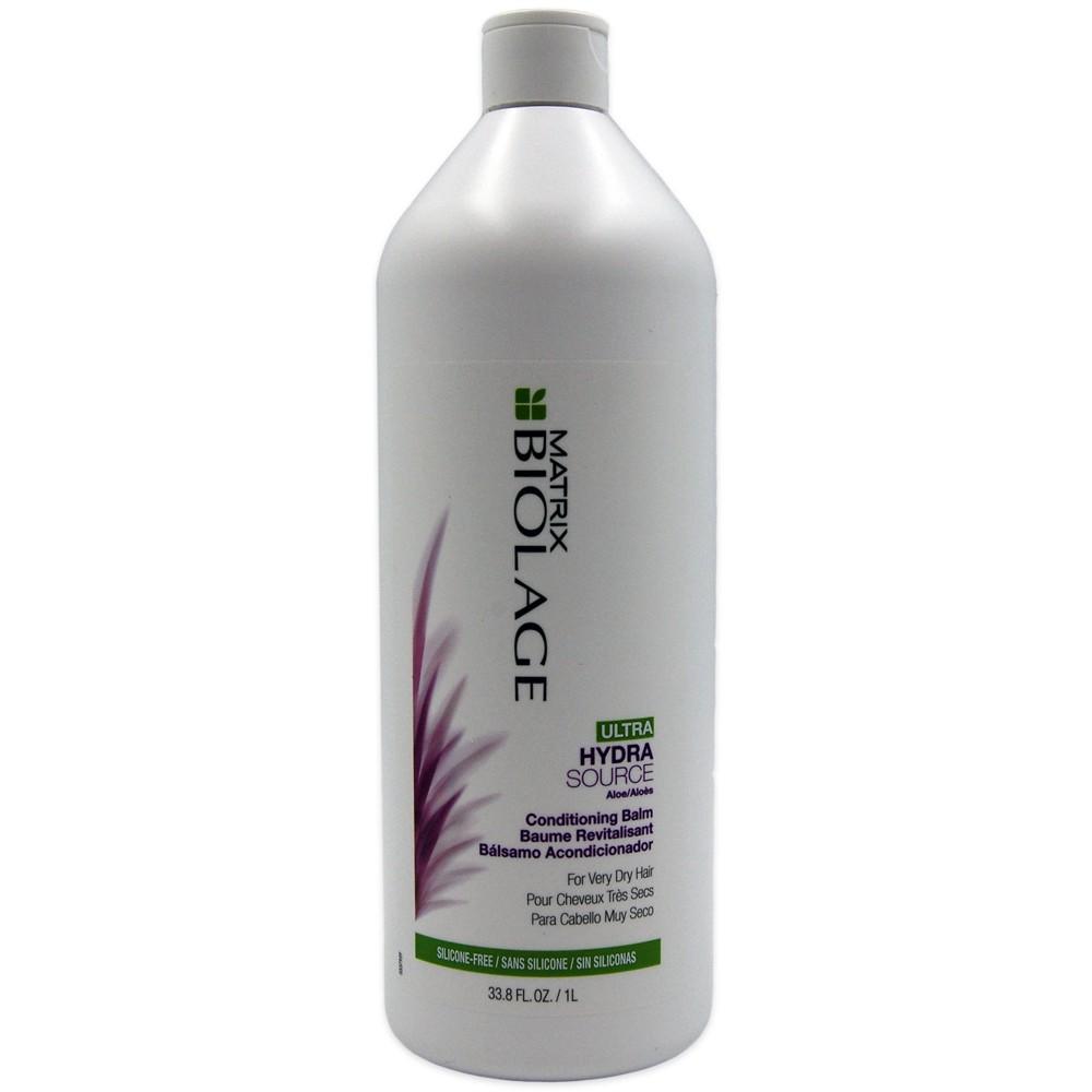 Image of Biolage Matrix Ultra Hydra Source Hair Conditioning Balm - 33.8 fl oz