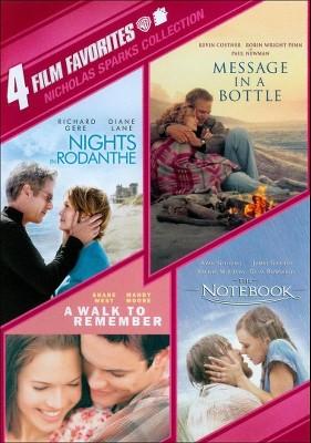 Nicholas Sparks Collection: 4 Film Favorites [4 Discs]