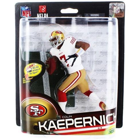 best service 69684 7becc San Francisco 49ers, Colin Kaepernick McFarlane NFL Series 33 Exclusive  Figure