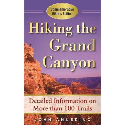Hiking the Grand Canyon - by  John Annerino (Paperback) - image 1 of 1