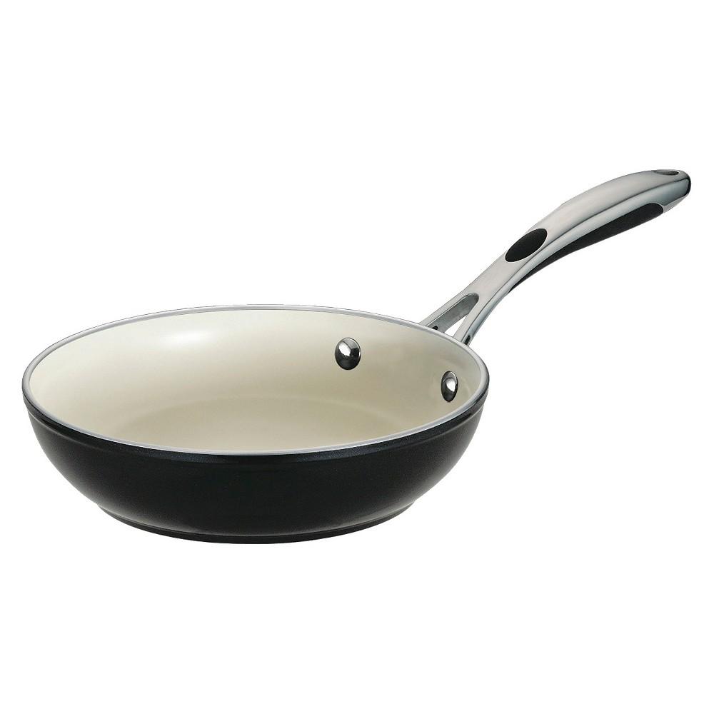 Tramontina Gourmet Ceramica Deluxe 8 Fry Pan - Black