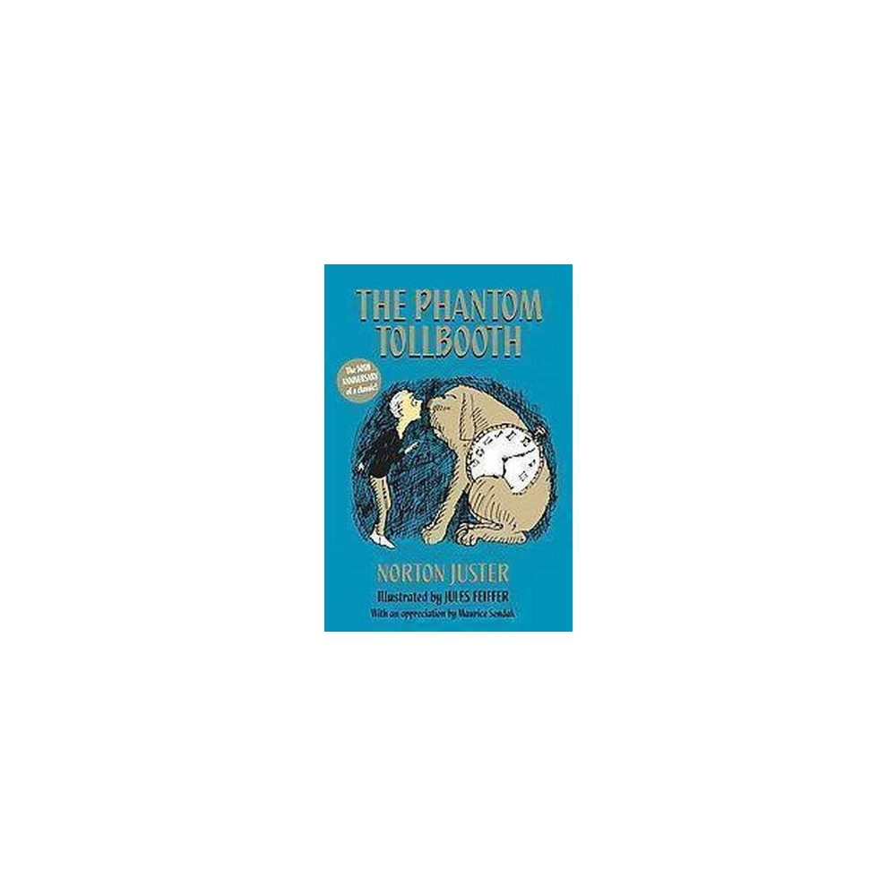 Phantom Tollbooth (Reprint) (Paperback) by Norton Juster