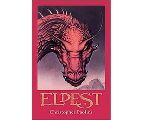 Eldest ( Inheritance Cycle) (Hardcover) by Christopher Paolini - image 1 of 1