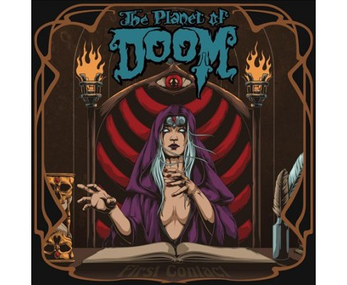 Planet Of Doom - First Contact:Music From The Original (CD) - image 1 of 1