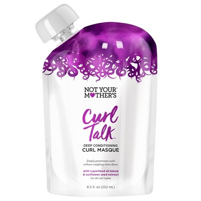 Not Your Mother's Curl Talk Deep Conditioning Curl Masque - 8.5oz