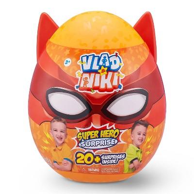 ZURU Vlad and Niki Dino Attack Superhero Surprise Egg