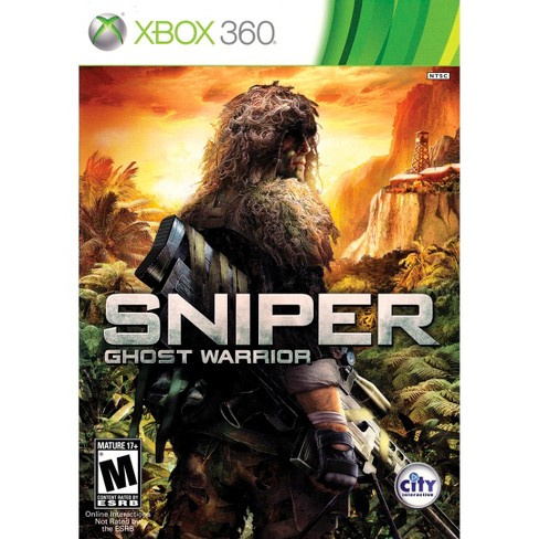 Sniper: Ghost Warrior Xbox 360 - image 1 of 1
