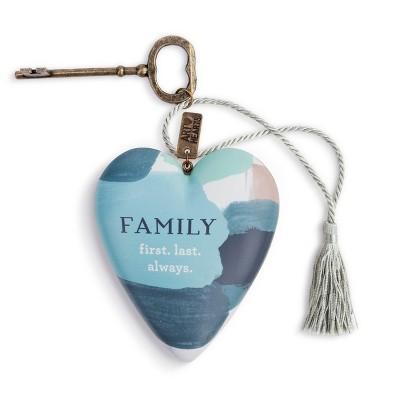 DEMDACO Family Always Art Heart