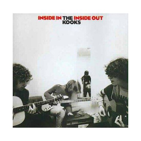 Kooks (The) - Inside In/Inside Out (CD) - image 1 of 1