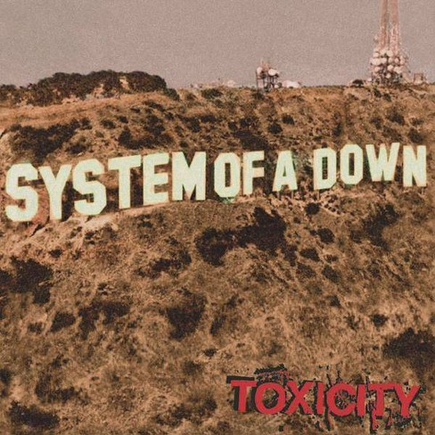 System Of A Down - Toxicity (Vinyl) - image 1 of 1