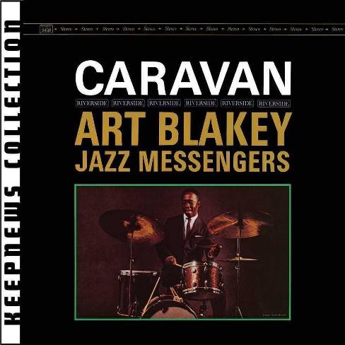 Art  Blakey &  The Jazz Messengers - Caravan (Vinyl) - image 1 of 1