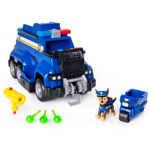 Paw Patrol Police Rescue Deluxe Chase Ultimate Cruiser Target
