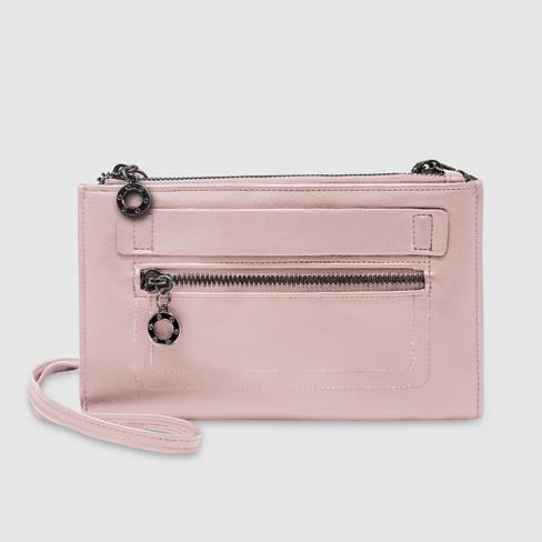 Stella & Max Wristlet - Blush Pink - image 1 of 3
