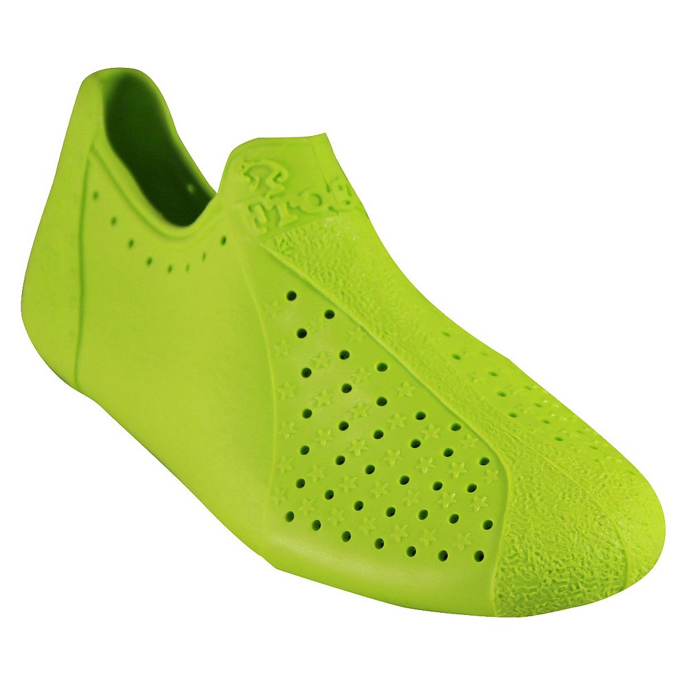 Women's's Froggs All Sport Shoe - Lime green (8-8.5), Size: 8