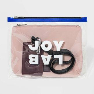 Zip Closure Wristlet - JoyLab™ Blush