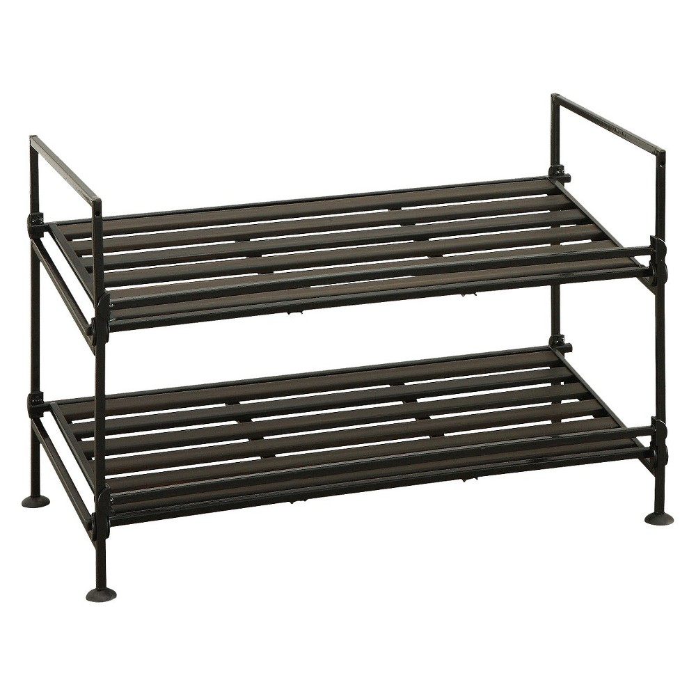Image of Neu Home 2 Tier Shoe Rack