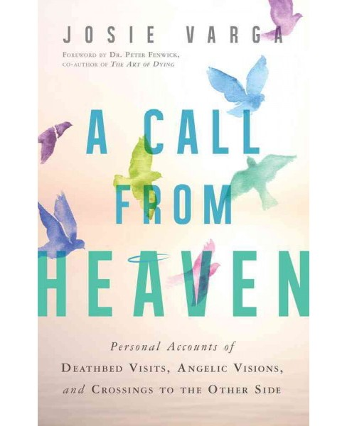 Call from Heaven : Personal Accounts of Deathbed Visits, Angelic Visions, and Crossings to the Other - image 1 of 1