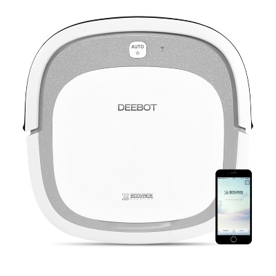Ecovacs DEEBOT Slim2 Robotic Vacuum Cleaner for Bare Floors Only